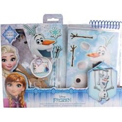 lav din egen dukkepotte Disney Frozen Olaf 22 x 10 cm - wupti.com