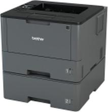 Brother HL-L5200DWT - Printer - S/H - Duplex - laser - A4/Legal - 1200 x 1200 dpi - op til 40 spm - kapacitet: 550 ark - USB 2.0, LAN, Wi-Fi(n)