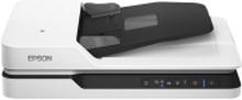 Epson WorkForce DS-1660W - Dokumentscanner - Duplex - A4 - 1200 dpi x 1200 dpi - op til 25 ppm (mono) / op til 25 ppm (farve) - ADF (50 ark) - op til