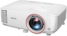 BenQ TH671ST - DLP-projektor - bærbar - 3D - 3000 ANSI lumens - Full HD (1920 x 1080) - 16:9 - 1080p - kort kast fikseret objektiv