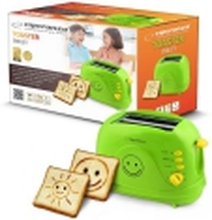 TOASTER SMILEY GREEN