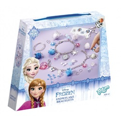 lav dine egne Frozen snefnug armbånd - wupti.com