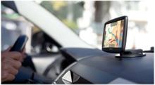 Start 42 - GPS-navigator