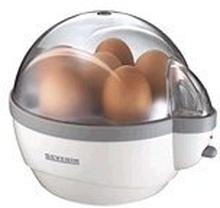 SEVERIN EK 3051 - Æggekoger - 400 W - hvid/lyselå