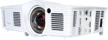 Optoma GT1080e - DLP-projektor - bærbar - 3D - 3000 ANSI lumens - Full HD (1920 x 1080) - 16:9 - 1080p - kort kast fikseret objektiv