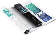 IRIS IRIScan Book 5 Wifi - Håndholdt scanner - Contact Image Sensor (CIS) - A4 - 1200 dpi - USB, Wi-Fi