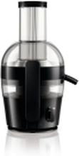 Philips Viva Collection saftpresser HR1855/70, Frugtpresser, Sort, 1,2 L, 0,8 L, 7,5 cm, 1 m