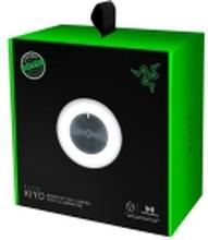 Razer Kiyo - Webkamera - farve - 4 MP - 1920 x 1080 - audio - USB 2.0 - MJPEG, H.264, YUV2