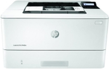 HP LaserJet Pro M404n - Printer - S/H - laser - A4/Legal - 4800 x 600 dpi - op til 38 spm - kapacitet: 350 ark - USB 2.0, Gigabit LAN, USB vært