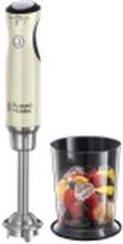 Russell Hobbs Retro Hand Mixer - Cream