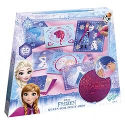 lav dine egne Frozen foliekort - wupti.com