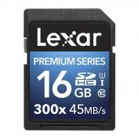 Lexar Premium SD 16GB minnekort (til viltkamera)