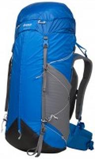 Bergans Helium 55L tursekk, Blue/Grey