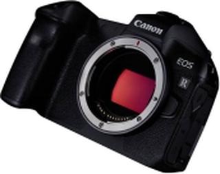 Canon EOS R - Digitalkamera - spejlløst - 30.3 MP - Full Frame - 4K / 30 fps - kun kamerahus - Wi-Fi, Bluetooth