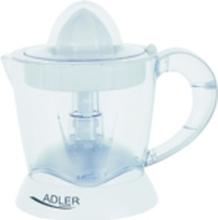 Adler AD 4003, Saftpresser, Hvid, 1 L, 40 W, 795 g, 220 mm