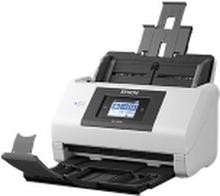 Epson WorkForce DS-780N - Dokumentscanner - Duplex - A4/Legal - 600 dpi x 600 dpi - op til 45 ppm (mono) / op til 45 ppm (farve) - ADF (100 ark) - op