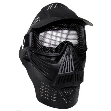 MFH Airsoft Shield Face Mesh Mask