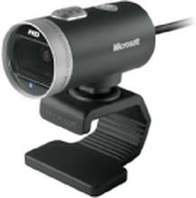 Microsoft LifeCam Cinema - Webkamera - farve - 1280 x 720 - audio - USB 2.0