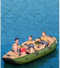 Bestway 65008, Rejse/fritid, Flåde, Grøn, PVC, 3 person(er), 300 kg