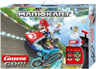 Carrera GO bil- og banesæt Nintendo Mario Kart 8 1:43
