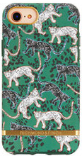 Mobilskal Green Leopard iPhone 6/7/8