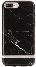 Mobilskal iPhone 6/6S/7/8 PLUS, Black Marble