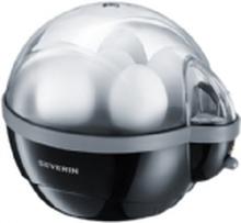 SEVERIN EK 3056 - Æggekoger - 400 W - sort/grå