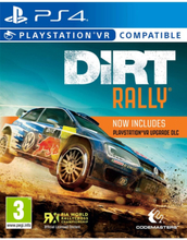 Dirt Rally VR - Sony PlayStation 4 - Virtual Reality