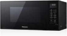 Panasonic NN-CT56, Countertop, Kombination mikroovn, 27 L, 1000 W, Knapper, Sort