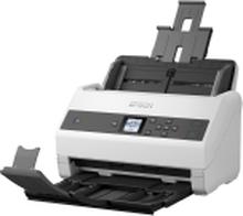 Epson WorkForce DS-870 - Dokumentscanner - Contact Image Sensor (CIS) - Duplex - A4 - 600 dpi x 600 dpi - op til 65 ppm (mono) / op til 65 ppm (farve