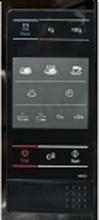 Samsung ME83X - Mikrobølgeovn - fritstående - 23 liter - 800 W - sort