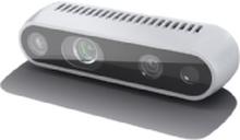 Intel RealSense Depth Camera D435 - Webkamera - 3D - udendørs, indendørs - farve - 1920 x 1080 - USB 3.0