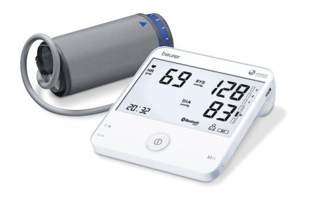 Beurer BM 95 Blodtryksmåler med Bluetooth & EKG funktion - Apuls