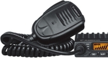 Albrecht AE 6110, 104 mm, 100 mm, 25 mm, Sort, 400 kanaler, 25610 - 30105 Mhz