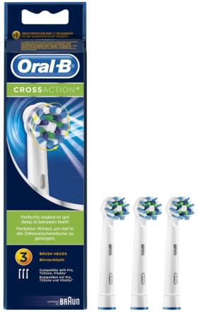 Oral B Refiller CrossAction 3st