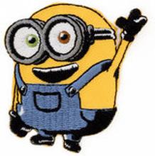 Applikation Minions Bob