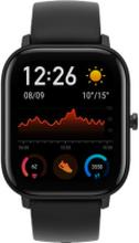Xiaomi Amazfit GTS GPS Smartwatch - Schwarz