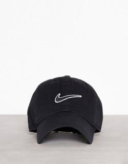 Nike Sportswear U Nsw H86 Cap Nk Essential Swh Kasketter Black