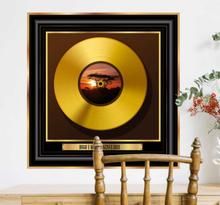 Gepersonaliseerde gouden platen plaque muziek muurzelfklevende st
