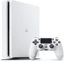 PlayStation 4 Slim White Edition - 500GB