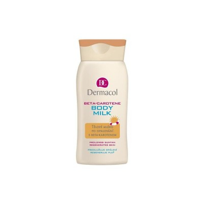 Dermacol After Sun Beta-Carotene Body Milk 200 ml