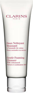 Clarins Gentle Foaming Cleanser for Normal or Combination Skin 125 ml