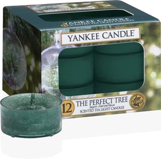Yankee Candle The Perfect Tree Tealight Jar