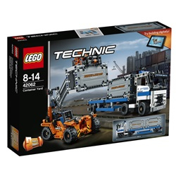 LEGO Technic Containertransport 42062 - wupti.com