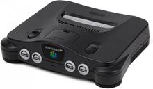 Nintendo 64 Konsollpakke