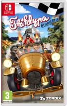 Flåklypa (Bjergkøbing) Grand Prix - Nintendo Switch - Racing