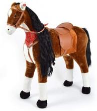 Anna STOR XXL 105 cm Hest med kan ride på by Pink Papaya