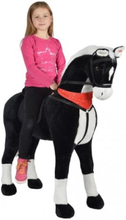 Amadeus STOR XXL 105 cm Hest med kan ride på by Pink Papaya