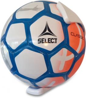Ball ON Wall - Plastik KLO HVID - Fodbold Basketball holder