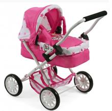 Bayer smarty dukkevogn Pink